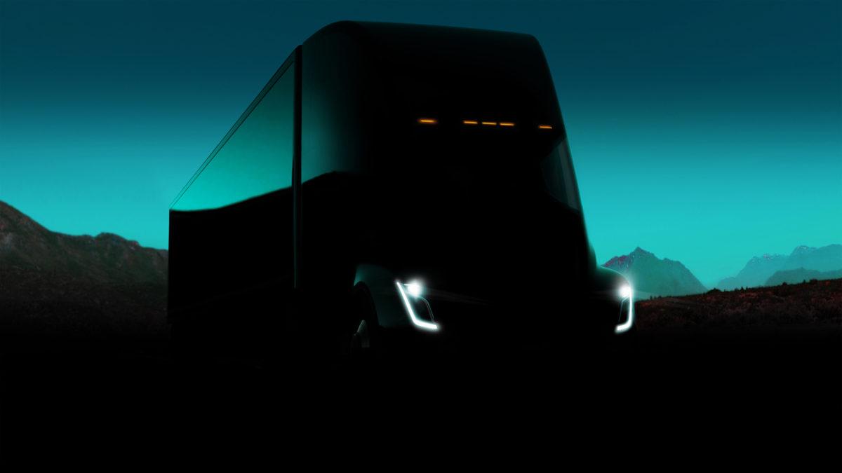 Самая крупная сеть супермаркетов в США Walmart оформили предзаказ на 15 грузовиков Tesla Semi